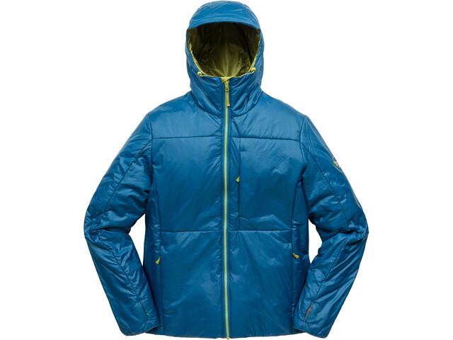Big Agnes Barrows Jacket Men blue/olive